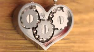 Kinekt Design Gear Necklace The Kinekt Gear Necklace