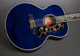 Limited Edition SJ-200 Quilt Vine - Viper Blue - Dave's Guitar Shop & Call ... Adamdwight.com