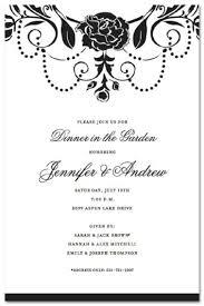 Formal Party Invitation Example Invitation Examples