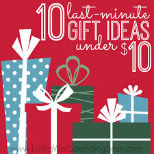 10 Gifts You Can Make for $10 or Less | DIY Gift Under $10 | Cheap