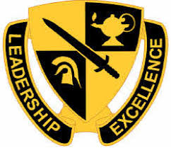 JROTC leadership and excellence logo
