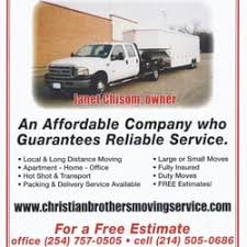 moving companies waco tx. Beautiful Companies Photo Of Christian Brothers Moving Services  Waco TX United States And Companies Waco Tx S