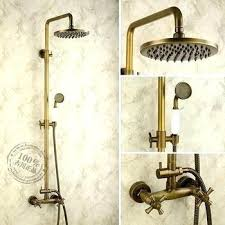 Rustic shower head Galvanized Rustic Shower Head Waterfall Grohe Relexa Reviews Copper Medifund Rustic Shower Heads Interior Rainfall Head Combo Bathroom Sink