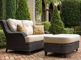 brown set patio source outdoor. Source Outdoor Furniture Tahiti Wicker Lounge Set Brown Patio A