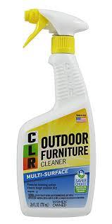 best furniture cleaner. CLR Outdoor Furniture Cleaner Throughout Best
