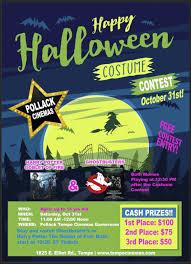 Halloween Costume Contest Pollack Tempe Cinemas