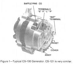 cs alternator wiring cs image wiring diagram cs130 alternator wiring is sense wire needed cs130 on cs130 alternator wiring