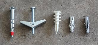 if you ever plan to mount something to the wall that s even remotely heavy you ll need to use drywall anchors if a stud isn t available