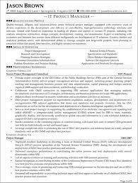 IT Project Manager IT Project Manager Resume Example .