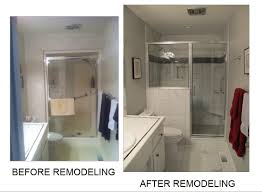Basic Bathroom Remodel Yields Impressive Results CR Remodeling - Basic bathroom remodel