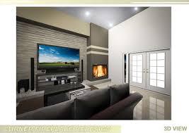 Living Room Corner Fireplace Decorating Interior Design Living Room With Corner Fireplace