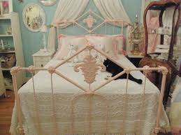 shabby chic furniture nyc. pink antique wrought iron bed eclectic beds new york by donna thomas vintage chic furniture shabby nyc a