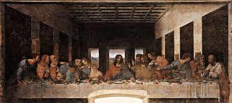 the last supper by leonardo da vinci 1495 97 last supper painting in milan