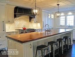 kitchen island countertop overhang support