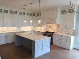 carrara quartz kitchen countertops by luxury countertops