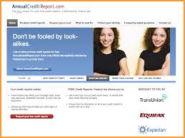 Annual Credit Report Form Form Annual Credit Report Form 22
