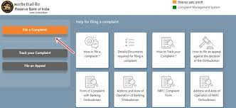 How To File Complaints Against Banks And Nbfcs On Rbi