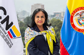 Doris Méndez Cubillos, es la presidenta del CNE – HOY DIARIO DEL ...