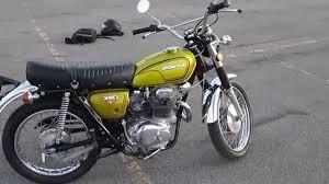 rare 1972 honda cl350 k4 scrambler for sale youtube