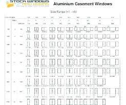 American Craftsman Window Size Chart Cr Window Windows Sizes Installation Series Replacement