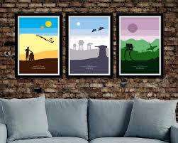 photo collection home star wars art
