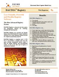Resources And Brochures Of Dacima Software | Dacima Software