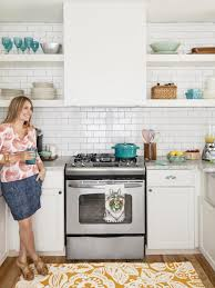 Kitchen Renovation Idea Small Space Kitchen Remodel Hgtv
