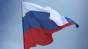the russian garland being russian