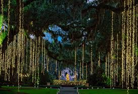 Brookgreen Summer Lights Festival Americas Best Towns For The Holidays Usa Holidays