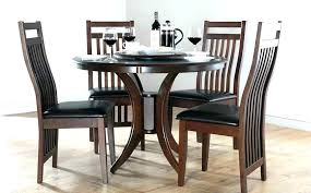 full size of round dining table set for 4 small kitchen four chairs tabl home design