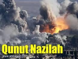 TUNTUNAN QUNUT NÂZILAH