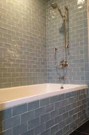 Waterproof Pvc Beadboard Bathroom Appealing Tub Shower Enclosure ...