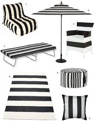 black and white patio furniture outdoor goods