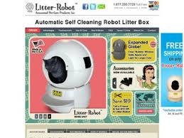 automated pet care products. Wonderful Products LitterRobot  Automated Pet Care Products In