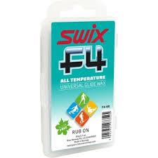 Swix All Temp Wax F4 Blue 900 Grams Bulk Wax Artechski