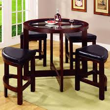 stunning round bistro table set pub and chairs sosfund in small sets prepare 0