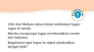 Aug 07, 2020 · kunci jawaban buku bahasa sunda kelas 5 kurikulum 2013 guru ilmu. Kunci Jawaban Tema 1 Kelas 2 Sd Halaman 35 36 37 Dan 38 Arti Kata Ungkapan Tribunnews Com Mobile