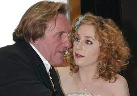 Gerard Depardieu Et Julie Depardieu En Foto von Colver28 | Fans teilen  Deutschland Bilder