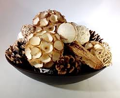 Decorative Ball Bowl Awesome Decorative Ball Bowl Awesome Winter White Balls Cones And Pods