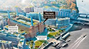 apple head office london. It Is One Of The Best Known Landmarks In London But Has Been Vacant For Past 33 Years. Now, Battersea Power Station Going To Accommodate Staff Apple Head Office