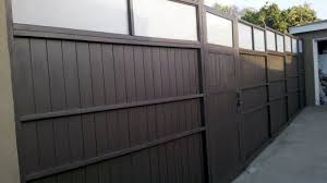 exterior wood fences. fascinating home decorating exterior plan with plexi glass fence design ideas : fancy wood fences