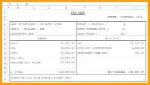 Employee Salary Slip Sample Beauteous 48 Blank Wage Slip Template Excel Uk Free Payslip Word Salary Awe