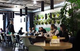 restaurants in moskou