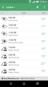 htc weather hovers over the play