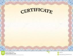 Printable Stock Certificates Photo Printable Stock Certificates Images Blank Certificate Template 12