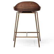 furniture your kitchen look good with this low back bar stools