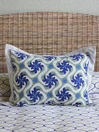 floral pillow shams. Fine Pillow Coastal Currents  Ocean Beach Theme Tropical Floral Pillow Sham Inside Shams E