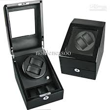 2017 new black wood automatic watch winder rotator storage display watch supplier worldwide shipping the satisfaction of all bargains assurance buyer we will provide for the buyer quick of the bargain of the safety