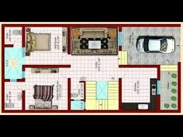 25x50 home plan east facing ghar ka