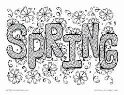 Free Printable Spring Coloring Pages Beautiful Coloring Pages Spring
